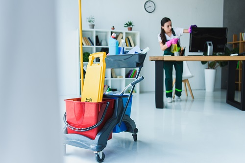 Nettoyage de bureaux à Carros