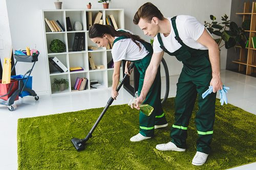 Entreprise de nettoyage d'appartement à Paris